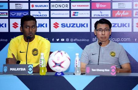 HLV Tan Cheng Hoe lạc quan về cơ hội đi tiếp của Malaysia.