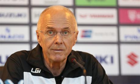 Eriksson vững tin rằng Philippines còn cơ hội ngược dòng trước Việt Nam để vào chung kết.