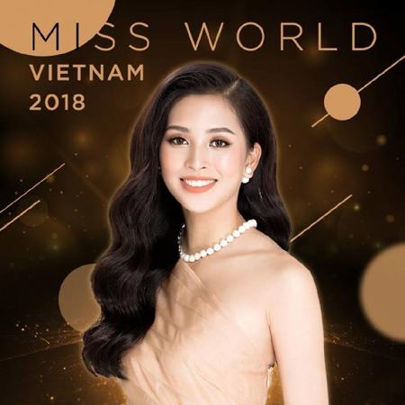 Hoa hậu Trần Tiểu Vy tiếp tục đem tin vui về cho Việt Nam.