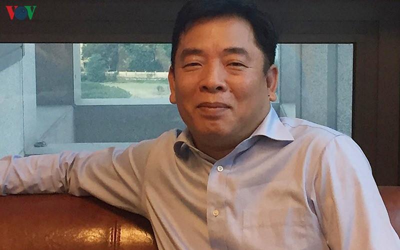 Ông Vũ Hồ, Vụ trưởng Vụ ASEAN, Bộ Ngoại giao.