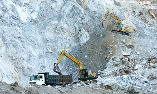 Quy hoạch thăm dò, khai thác, chế biến và sử dụng khoáng sản. (Ảnh minh họa)