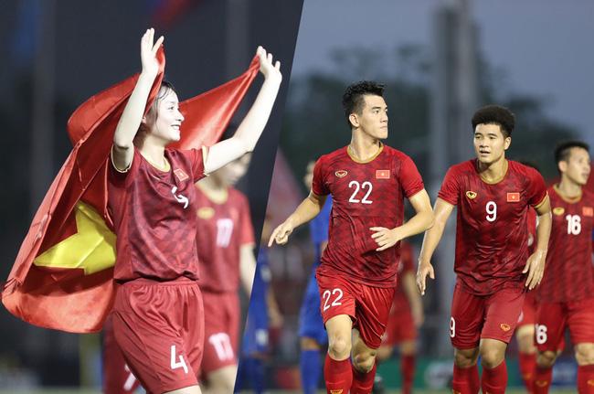 Tinh thần và kết quả thi đấu của hai đội tuyển đã nhận được lời khen ngợi từ Thủ tướng Chính phủ Nguyễn Xuân Phúc.