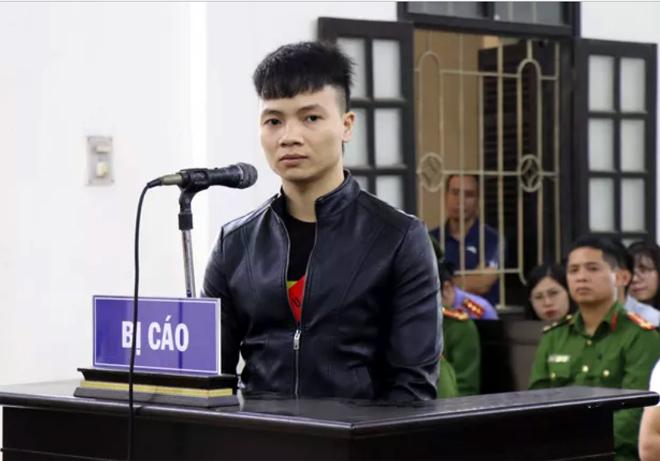 Bị cáo Ngô Bá Khá tại phiên xét xử.