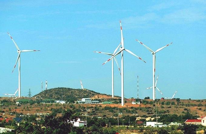 Việt Nam có tổng công suất gió ước tính khoảng 513.360 MW, lớn nhất khu vực Đông Nam Á. (Ảnh minh họa)