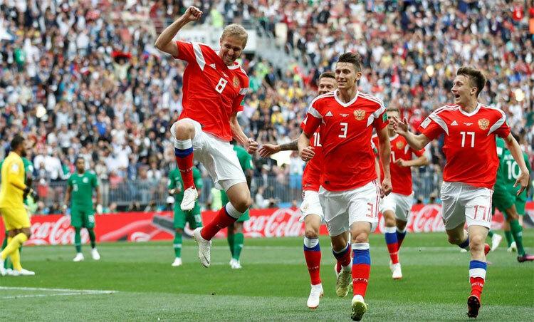 Tuyển Nga, chủ nhà World Cup 2018, sẽ không thể có mặt tại giải tới ở Qatar.
