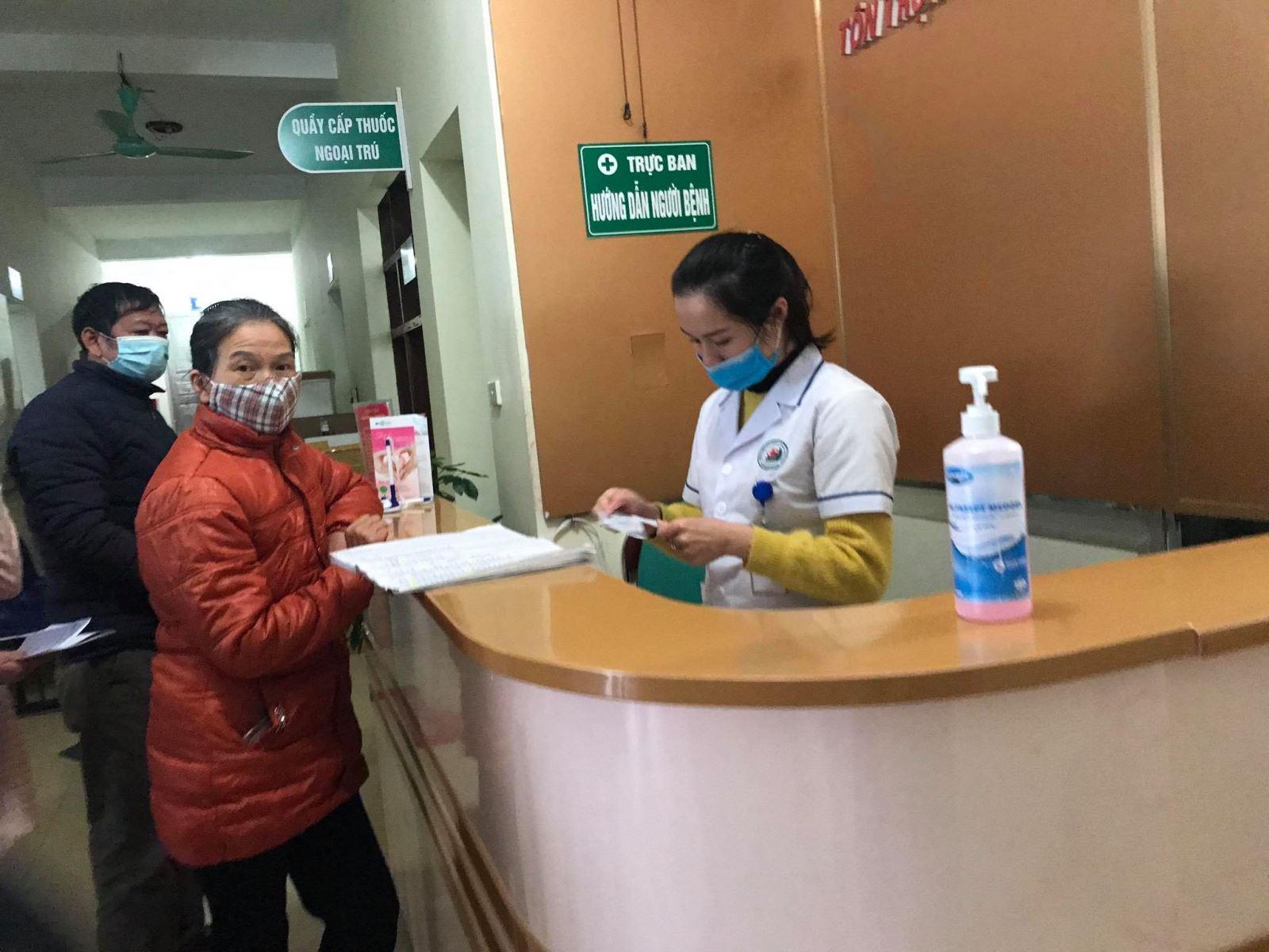 Bệnh viện đảm bảo phòng dịch COVID-19
