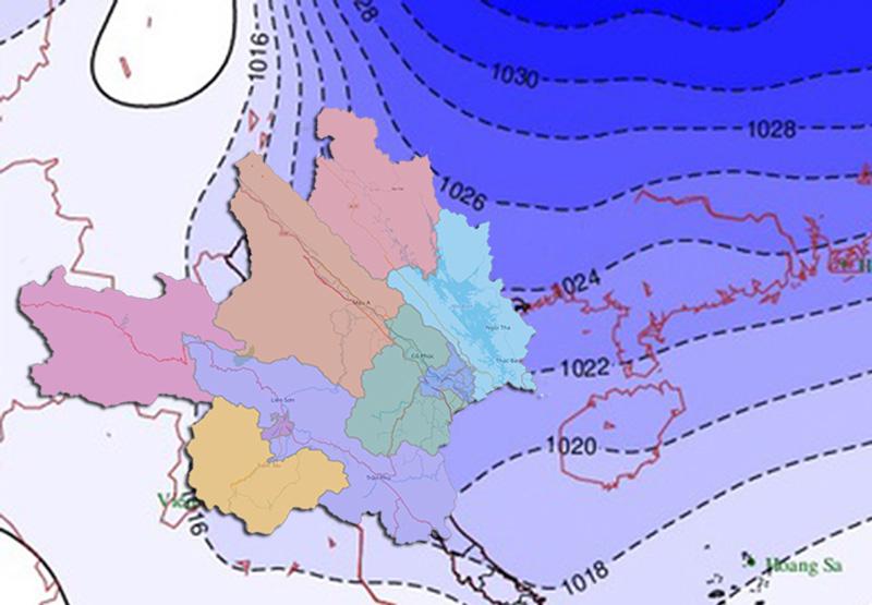 Đợt không khí lạnh sắp tới được đánh giá là khá mạnh, nhiệt độ giảm xuống đến 8-11 độ, vùng núi cao có nơi dưới 0 độ. Người dân cần chủ động ứng phó với rét hại và băng giá.