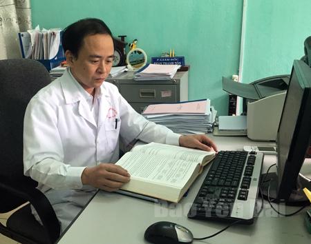 Bác sỹ Phan Thanh Tôn.