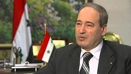 Thứ trưởng Ngoại giao Syria Faisal Meqdad.