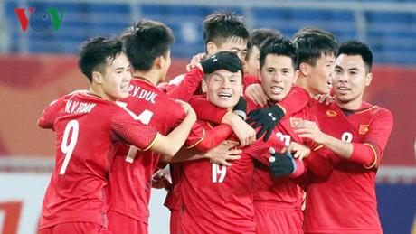 U23 Việt Nam lớn nhanh như thổi qua từng trận đấu.