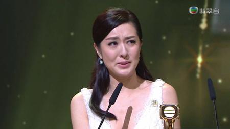 Đường Thi Vịnh và các ứng cử viên tại hạng mục Nữ diễn viên xuất sắc.