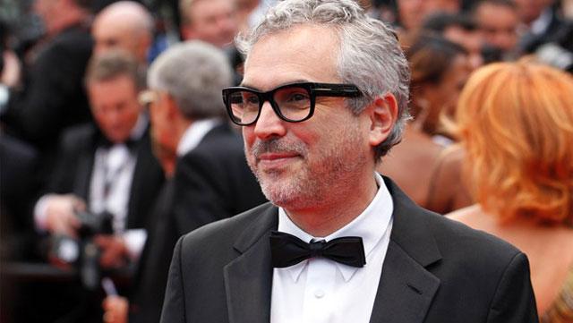 Nhà làm phim người Mexico Alfonso Cuaron.