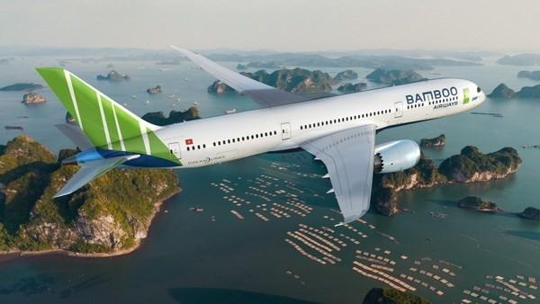 Bamboo Airways chính thức nhận được quyền bay thương mại.