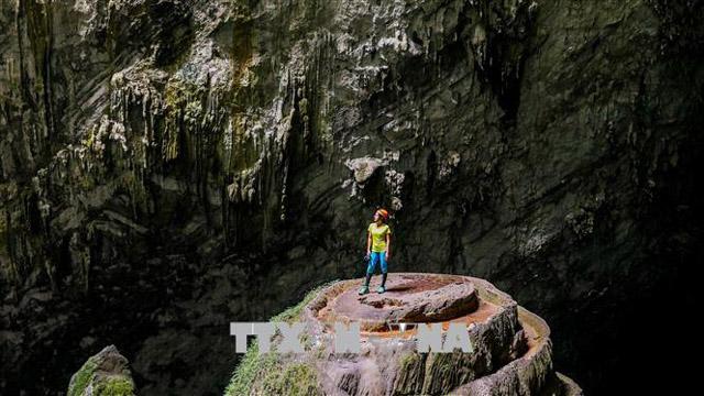 Hang Sơn Đoòng - một trong những điểm đến đáng mơ ước nhất trên thế giới.