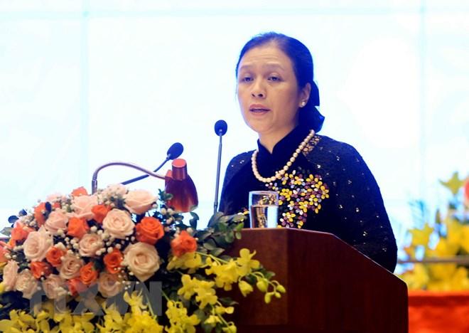 Bà Nguyễn Phương Nga.