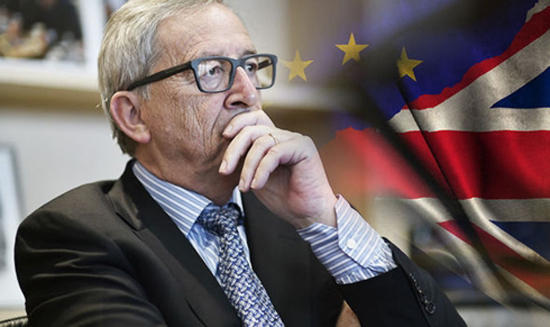 Chủ tịch Ủy ban Châu Âu Jean Claude Juncker.