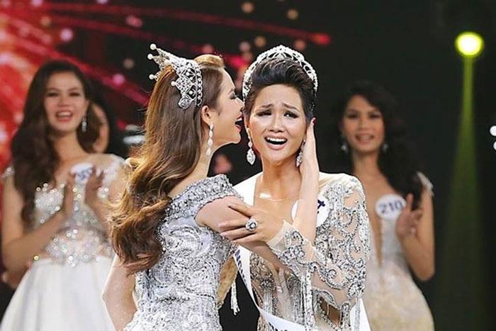 Bộ VH,TT&DL vừa cấp phép tổ chức cuộc thi Hoa hậu Hoàn vũ 2019. (Ảnh minh họa).