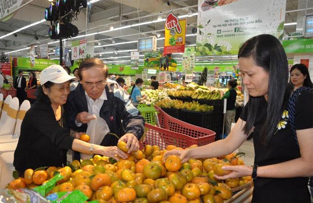 Năm 2018, tỉnh tổ chức thành công Tuần lễ Giới thiệu đặc sản Yên Bái tại Siêu thị Big C Thăng Long, Hà Nội.