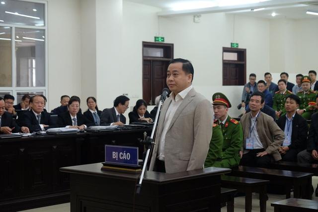 Phan Văn Anh Vũ tại tòa sơ thẩm.