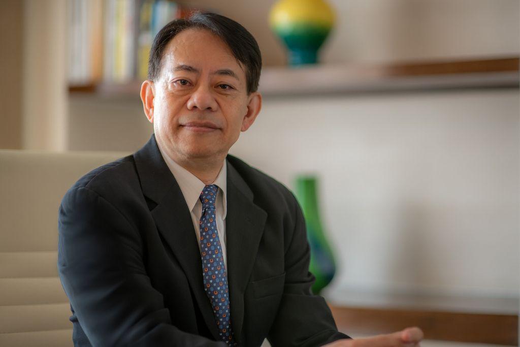 Masatsugu Asakawa, Chủ tịch thứ 10 của Ngân hàng Phát triển Châu Á.