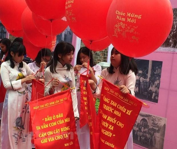 Ban tổ chức Ngày Thơ Việt Nam đã quyết định lùi thời gian tổ chức sự kiện này. (Ảnh minh họa