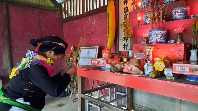 Đây là nơi sinh hoạt văn hóa tinh thần của người dân địa phương.