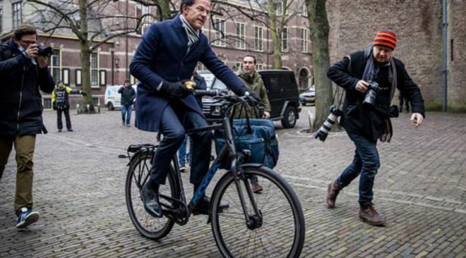 Thủ tướng Hà Lan Mark Rutte.