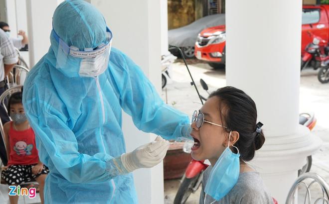 Phát hiện nhiều trường hợp liên quan bệnh nhân mắc Covid-19 trong cộng đồng tại Hải Dương.