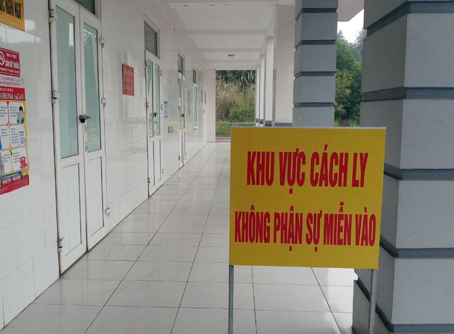 Cả 5 trường hợp F1 của tỉnh Yên Bái đã được đưa đi cách ly tại 2 cơ sở cách ly tập trung của tỉnh và đều đã cho kết quả xét nghiệm âm tính lần I với virus SARS-CoV-2. (Ảnh minh họa)