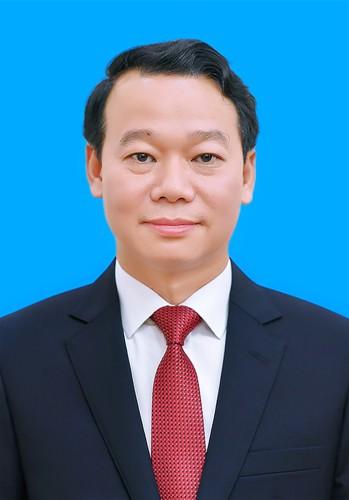 Đồng chí Đỗ Đức Duy - Ủy viên Ban Chấp hành Trung ương khóa XIII, Bí thư Tỉnh ủy Yên Bái