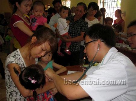 Sở Lao động - Thương binh và Xã hội Yên Bái phối hợp với các đơn vị triển khai Chương trình phẫu thuật miễn phí cho trẻ em bị tim bẩm sinh.