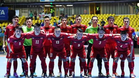 Đội tuyển futsal Việt Nam sẽ đá giải Đông Nam Á 2017 trên sân nhà.