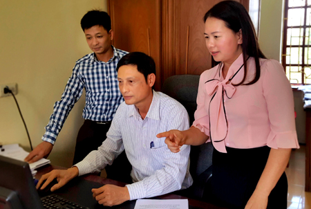 Công tác kiểm tra, giám sát luôn được Ủy ban Kiểm tra Huyện ủy Văn Yên chú trọng.