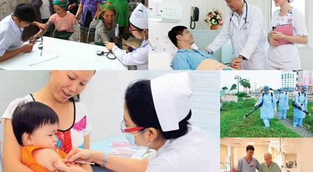 Tăng cường chăm sóc và nâng cao sức khỏe nhân dân trong tình hình mới (Ảnh minh họa).