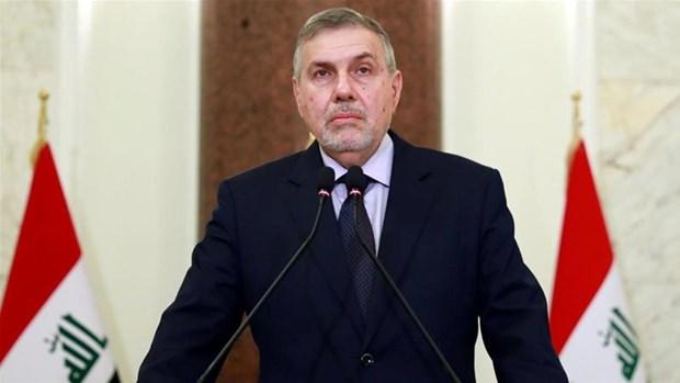 Tân thủ tướng Iraq, ông Mohammed Tawfiq Allawi.
