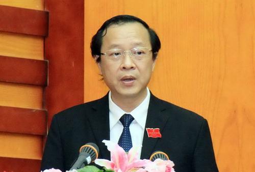 Ông Phạm Ngọc Thưởng.