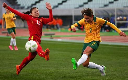 ĐT nữ Việt Nam sẽ đối đầu thử thách lớn đến từ Australia.