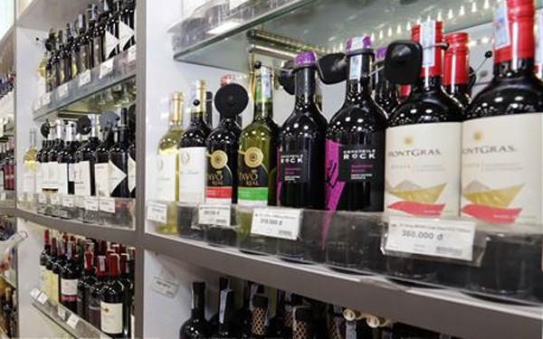 Bổ sung quy định về điều kiện sản xuất rượu có độ cồn dưới 5,5 độ. (Ảnh minh họa: KT)