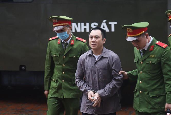 Bị cáo Lê Ngọc Hoàng.