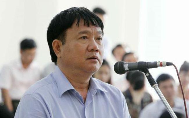 Ông Đinh La Thăng, cựu Chủ tịch Hội đồng Quản trị PVN.