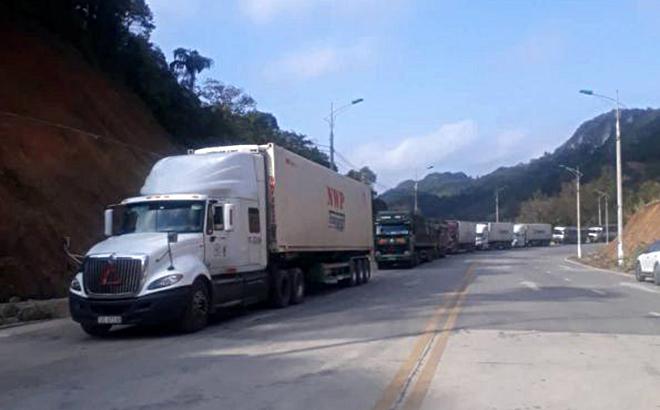 Bộ công thương gủi công văn hỏa tốc về xuất khẩu nông sản, trái cây qua biên giới.