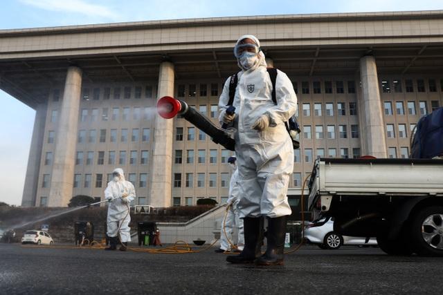 Số người nhiễm Covid-19 ở Hàn Quốc có thể tăng mạnh trong những ngày tới. (Ảnh minh họa
