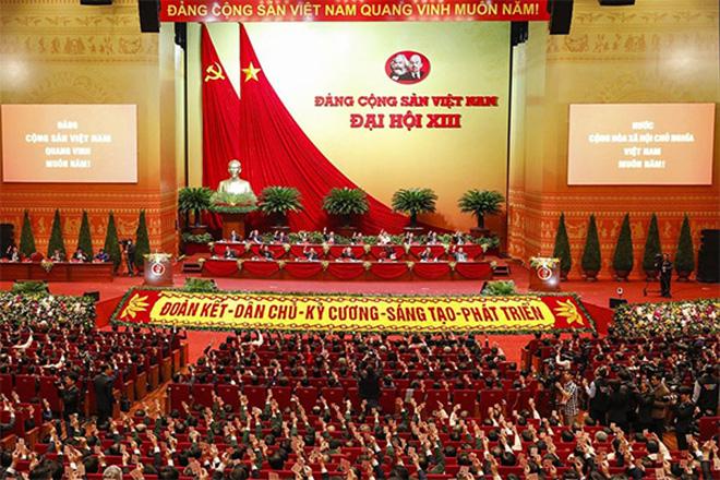 Đại hội đại biểu toàn quốc lần thứ XIII