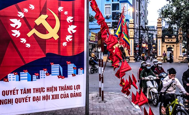 Theo truyền thông quốc tế, Đại hội lần thứ XIII của Đảng sẽ vạch ra tiến trình phát triển tiếp theo của đất nước.