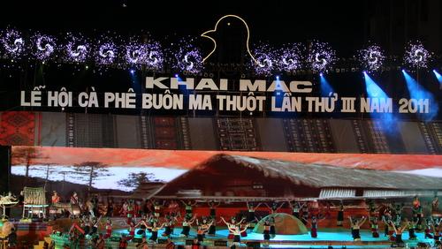 khai-mac-le-hoi-ca-phe-buon-ma-thuot-lan-thu-iii-nam-2011
