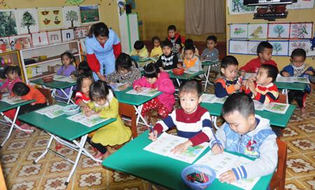 Nâng cao chất lượng giáo dục góp phần xây dựng thành công nông thôn mới ở Đào Thịnh.