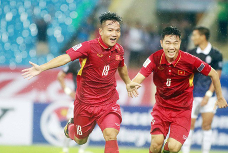 Đội tuyển Việt Nam vẫn xếp số 1 Đông Nam Á trên BXH FIFA.