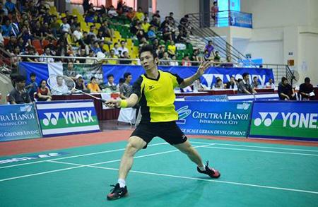 Nguyễn Tiến Minh đang là đương kim vô địch giải đấu.