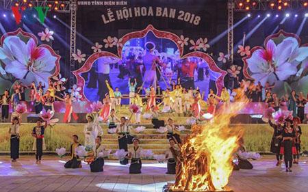 Lễ hội Hoa Ban 2018 chính thức khép lại các hoạt động chính.