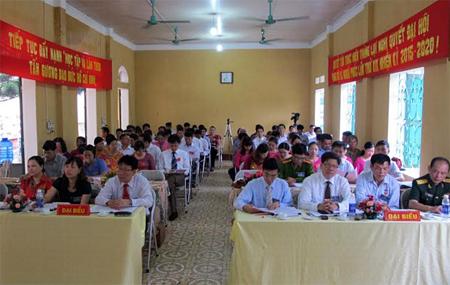 Đảng bộ xã Nghĩa Phúc, thị xã nghĩa Lộ học tập, quán triệt, triển khai thực hiện Chỉ thị 05.